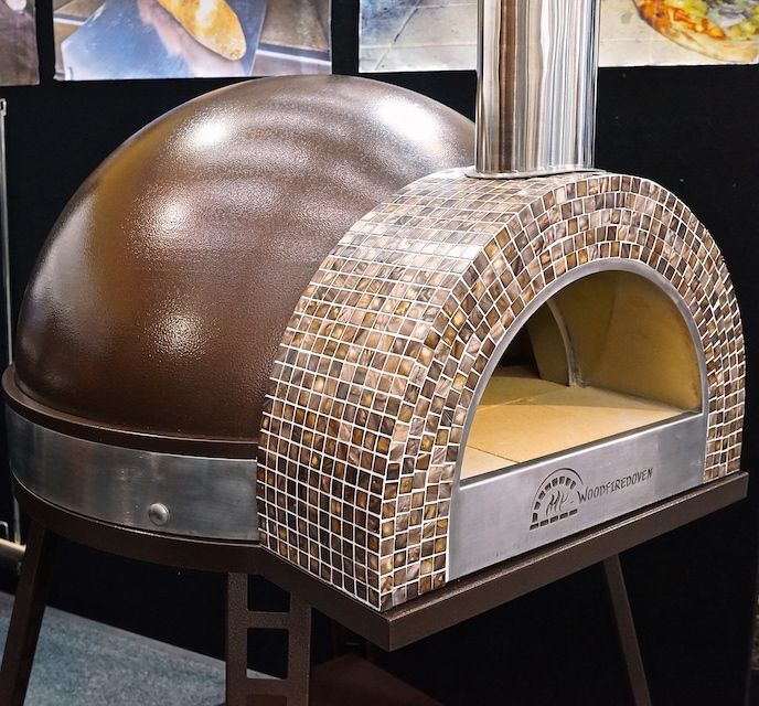 My-Chef gourmet and pizza oven