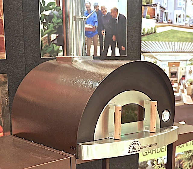 pizza oven new Buddy no trolley 2