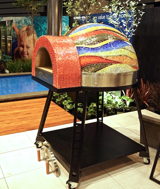My-Chef Art pizza oven