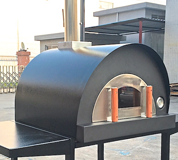 pizza oven My-Buddy black no trolley
